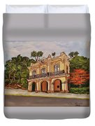 San Carlos Institute Duvet Cover