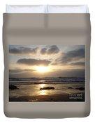 San Diego 2 Duvet Cover