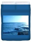 San Diego 8 Duvet Cover