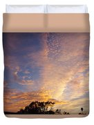 San Diego Sunsrise 1 7/12/15 Duvet Cover