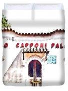 San Felice Circeo School Duvet Cover