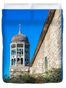 San Francisco Church Duvet Cover