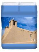 San Francisco De Assisi Church Duvet Cover