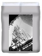 San Francisco Embacadero 2 Duvet Cover