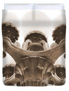 San Francisco Street Lamp Duvet Cover