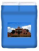 San Ildefonso Pueblo Duvet Cover