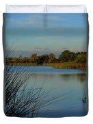 San Joaquin Wildlife Sanctuary Duvet Cover