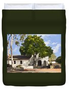 San Luis Mission Duvet Cover