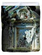 San Rocco Chapel Ruins - Cappella San Rocco Rovine Duvet Cover