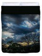 San Salvador Sunset 5 Duvet Cover