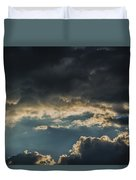 San Salvador Sunset 6 Duvet Cover