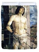 San Sebastian 1480 Duvet Cover
