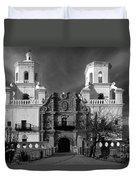 San Xavier Del Bac Mission Duvet Cover