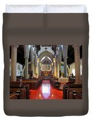 Sanctuary Christ Church Cathedral 1 Duvet Cover