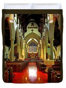 Sanctuary Christ Church Cathedral 2 Duvet Cover