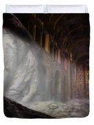 Sanctum Duvet Cover by John Edwards