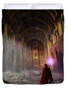 Sanctum Duvet Cover