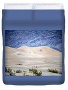 Sand Desert Usa Duvet Cover