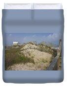 Sand Dunes II Duvet Cover
