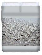 Sand Sculptures 2 Duvet Cover