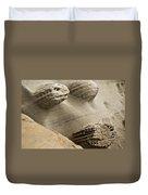 Sand Spirits Duvet Cover