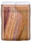 Sand Stone Duvet Cover
