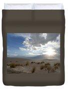 Sand Sun Duvet Cover