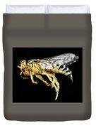 Sand Wasp Duvet Cover