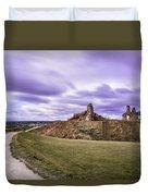 Sandal Castle  Duvet Cover