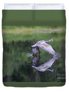 Sandhill Retreat Duvet Cover