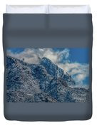 Sandia Mountains 2 Duvet Cover
