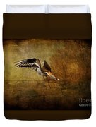 Sandpiper Piping Duvet Cover