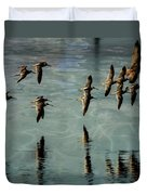 Sandpipers Shore Bound Duvet Cover