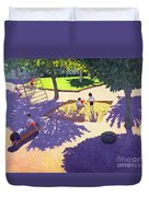 Sandpit Duvet Cover