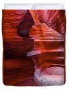 Sandstone Canyon Duvet Cover