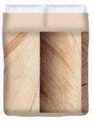 Sandstone Columns Duvet Cover