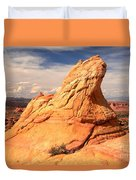 Sandstone Gopher Duvet Cover