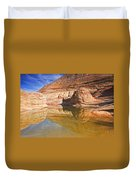 Sandstone Illusions Duvet Cover