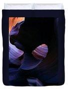 Sandstone Portal Duvet Cover by Mike  Dawson