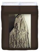 Sandstone Stele Duvet Cover