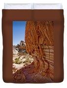 Sandstone Texture Duvet Cover