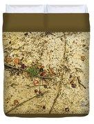 Sandy Crossraods Duvet Cover