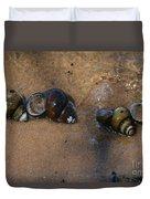 Sandy Shells Duvet Cover