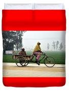 Sangrur Duvet Cover