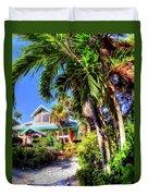 Sanibel And Captiva Visitor Center I Duvet Cover