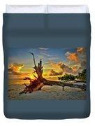 Sanibel Sunrise Duvet Cover