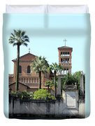 Sant Anselmo Church Duvet Cover