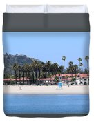 Santa Barbara Duvet Cover