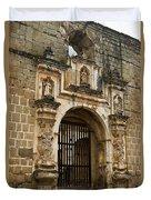 Santa Clara Antigua Guatemala Ruins 2 Duvet Cover