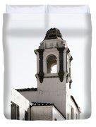 Santa Cruz Church Duvet Cover